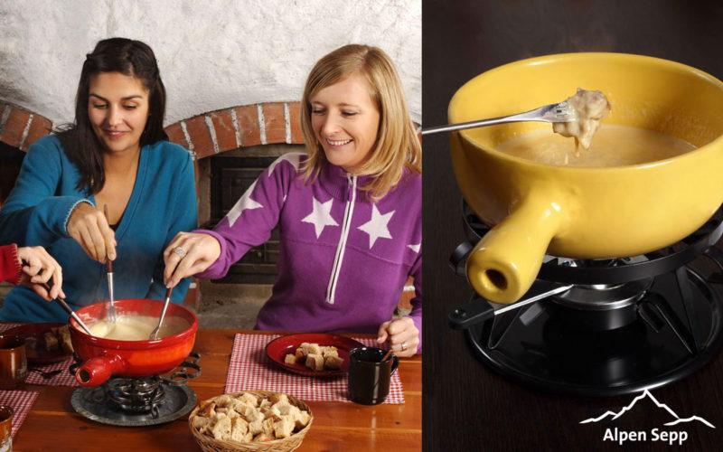 Cheese fondue receipe