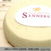 Smelly cheese wheel wet - 6 kg - strong spicy