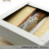 Gift cheese box edelweiss