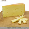 Special edition cheese - medium hard cheese mild-spicy