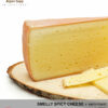 SMELLY SPICY CHEESE - semi-hard cheese - dry matured